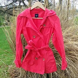 ☔GAP raincoat